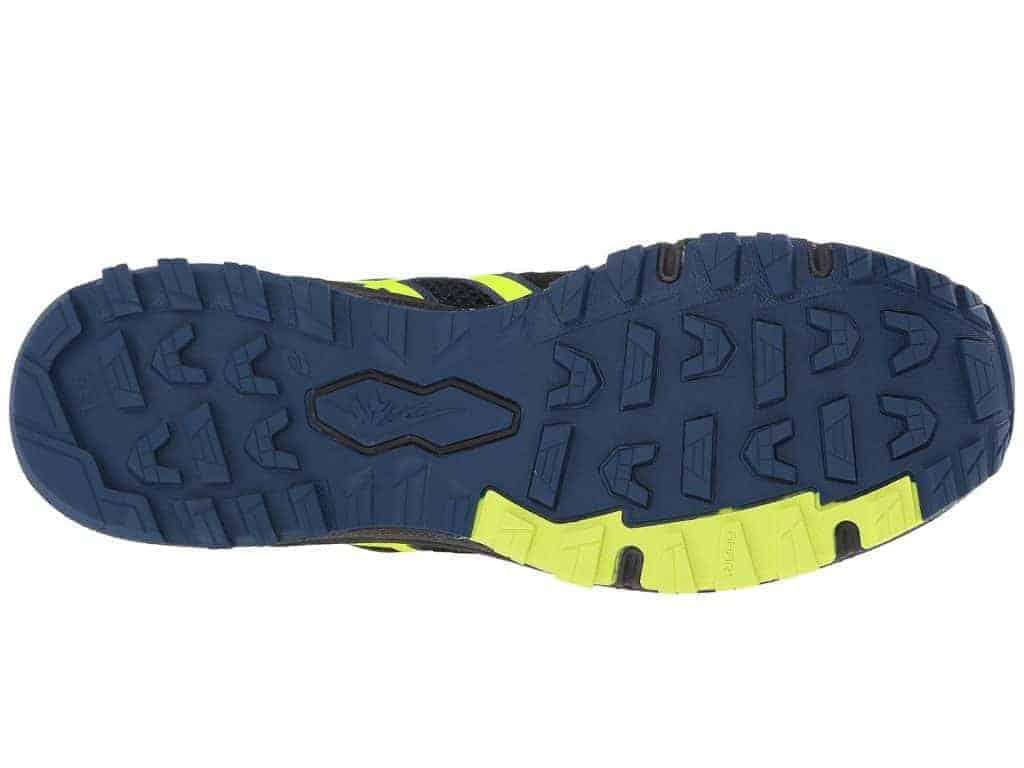 Asics Gel Fujiattack 5 - Подошва кроссовок