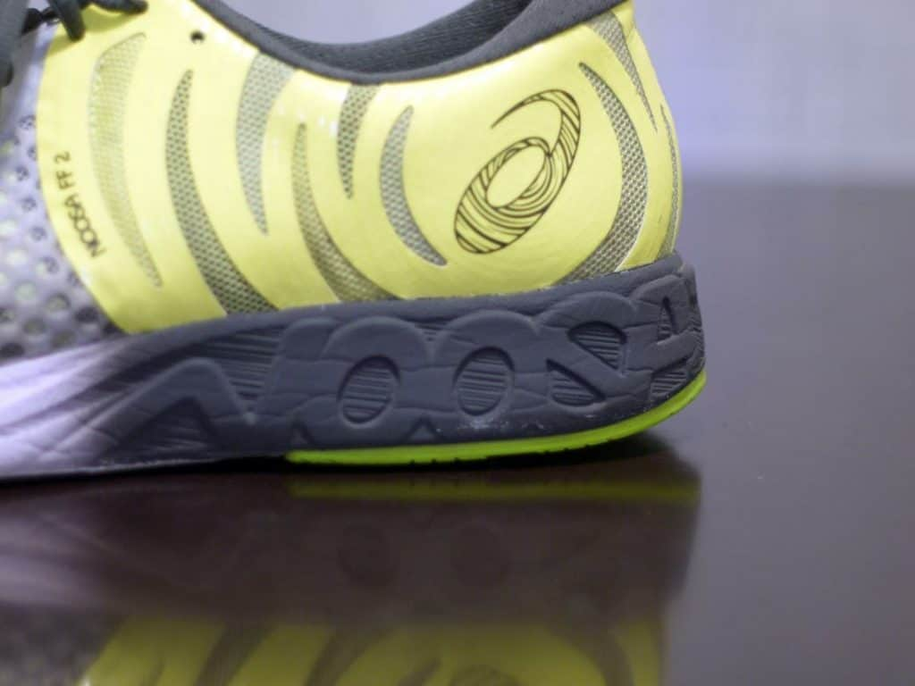 Asics Noosa FF 2 Пятка обуви
