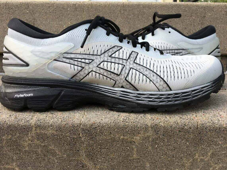 09df642f Обзор кроссовок Asics Gel Kayano 25 - Все для бега