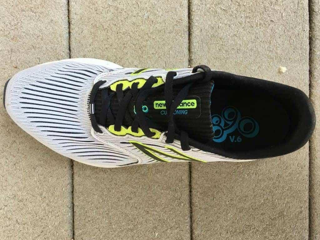 New Balance 890v6 Верх обуви