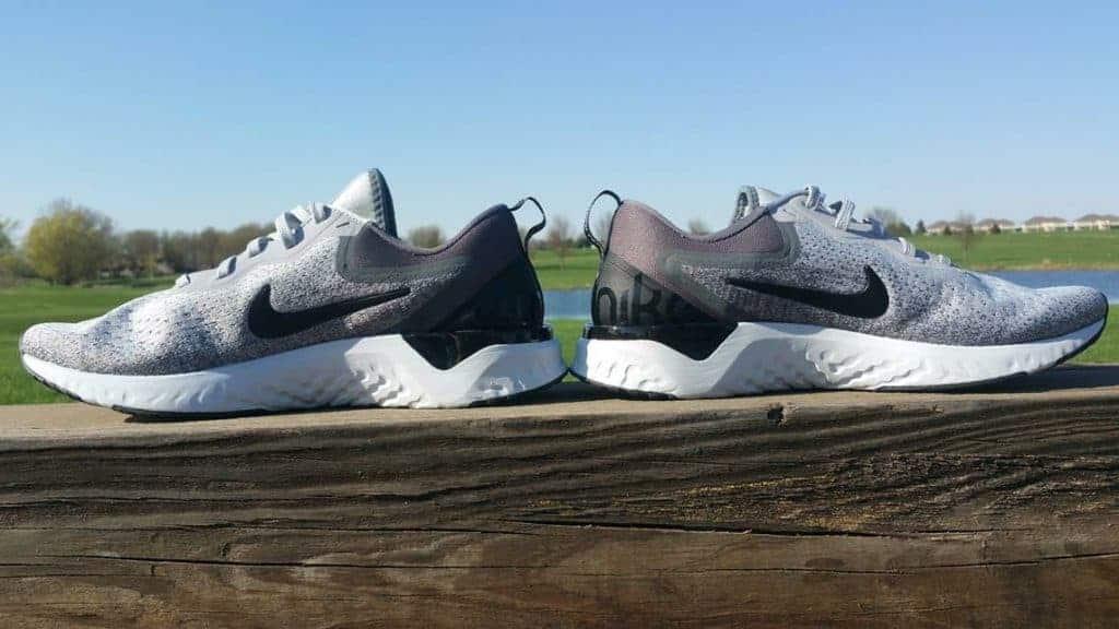 Nike Odyssey React Пара