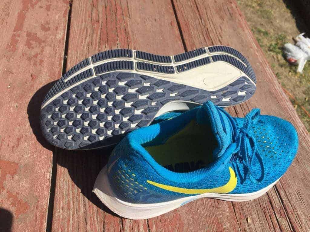 Nike Zoom Pegasus 35 Подошва
