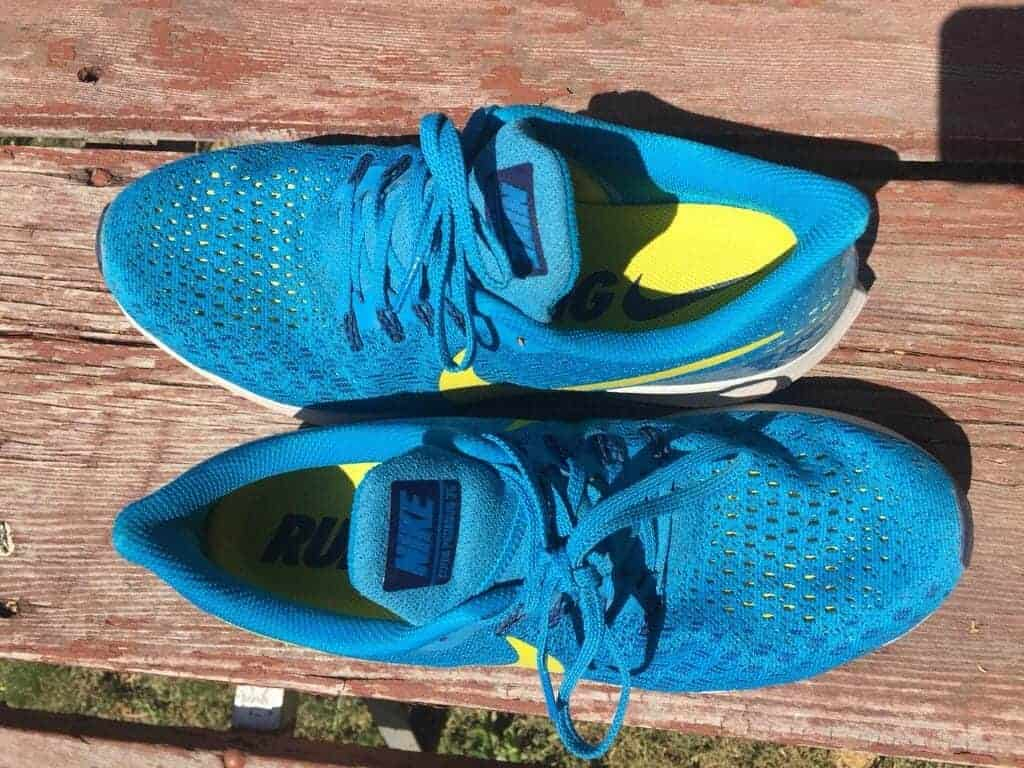 Nike Zoom Pegasus 35 Верх обуви
