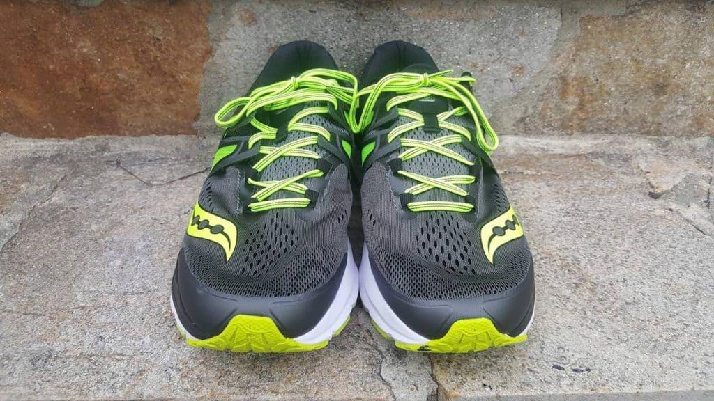 Saucony-Hurricane-ISO-3-Верх обуви