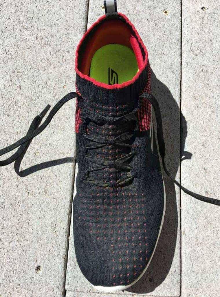 Skechers GoRUN 6 Верх обуви