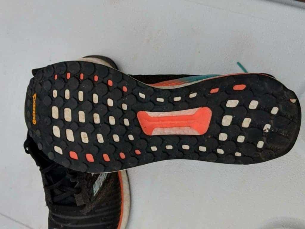 Подошва Adidas Solarboost