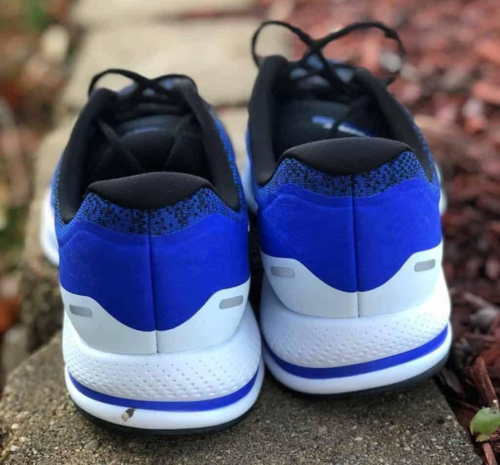 Пятка Nike Zoom Vomero 13