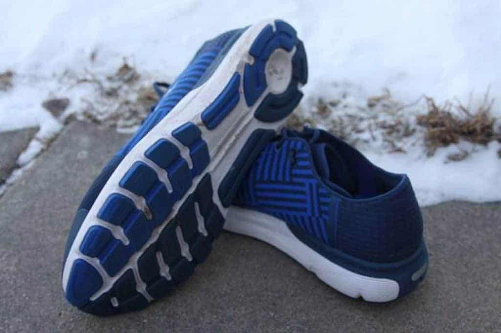 Пара Under Armor SpeedForm Gemini 3