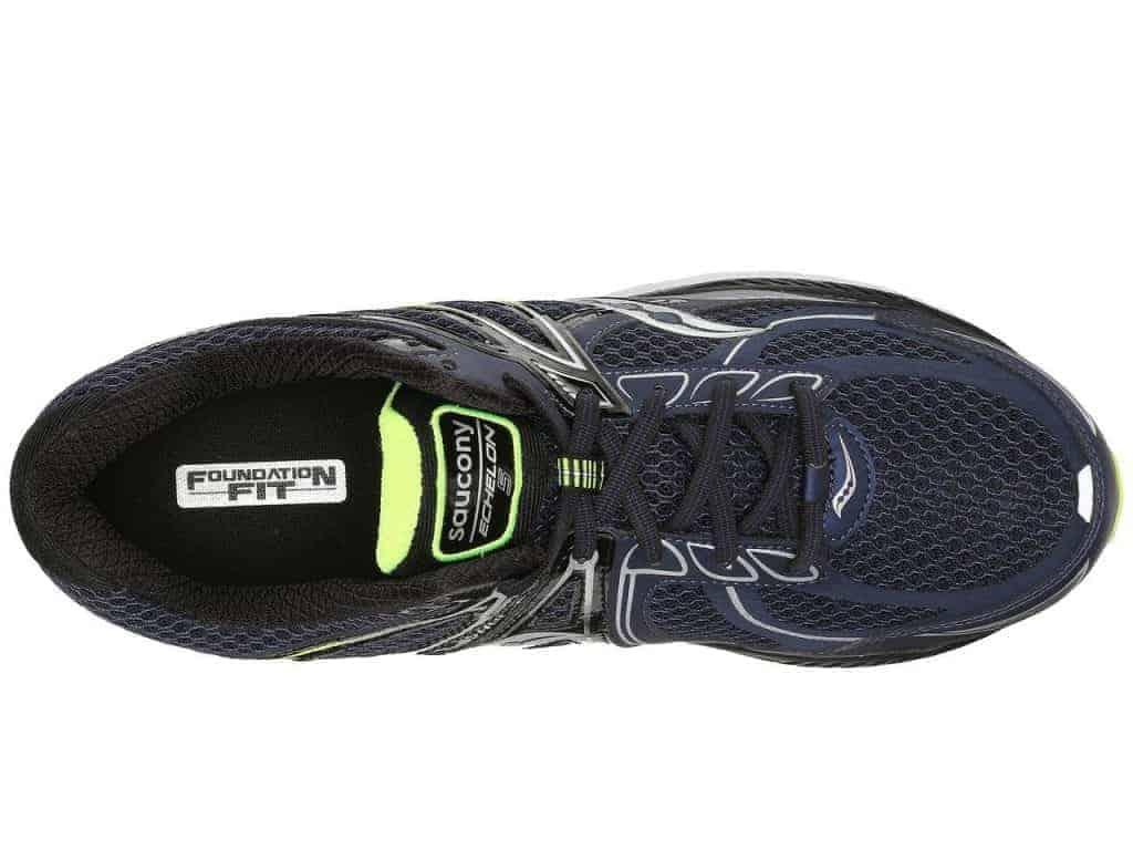 saucony-echelon-6-Верх обуви