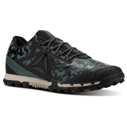 Кроссовки для бега Reebok AT SUPER 3.0 STEALTH мужские