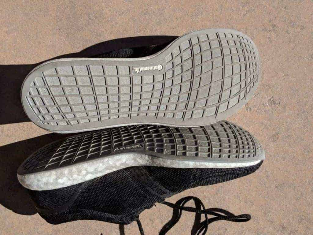 Adidas Adizero Sub 2: Подошва