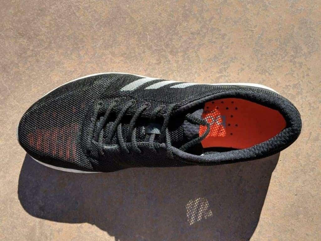Adidas Adizero Sub 2 – Верх обуви