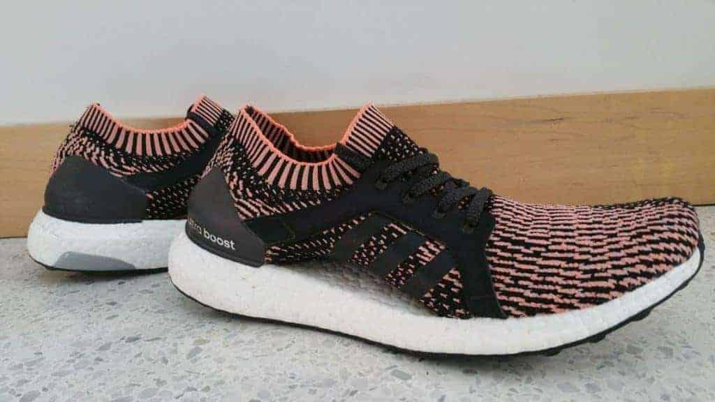 Adidas UltraBoost X – Латеральная часть стопы