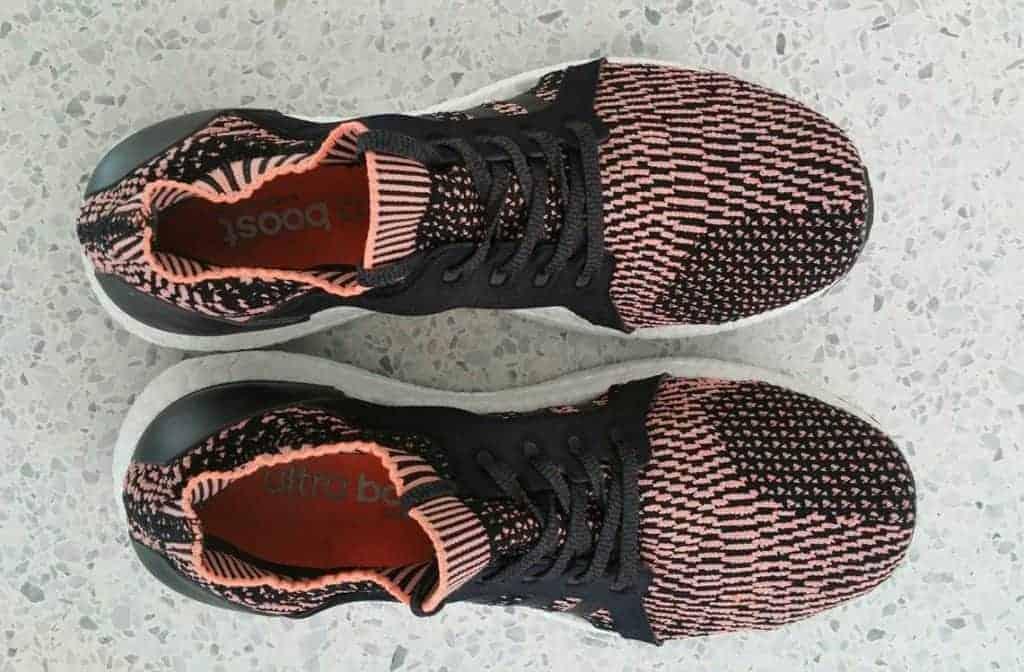 Adidas UltraBoost X – верх обуви