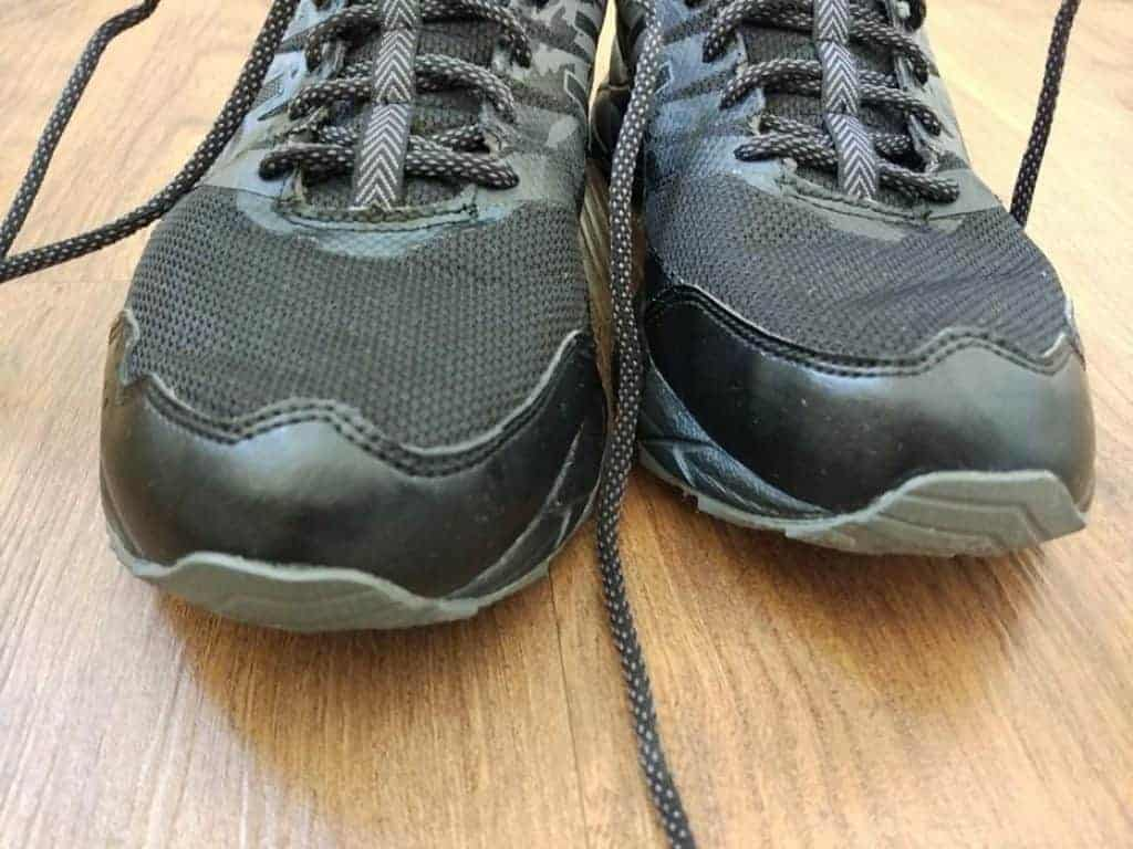 Asics Gel Sonoma 3 - Носок