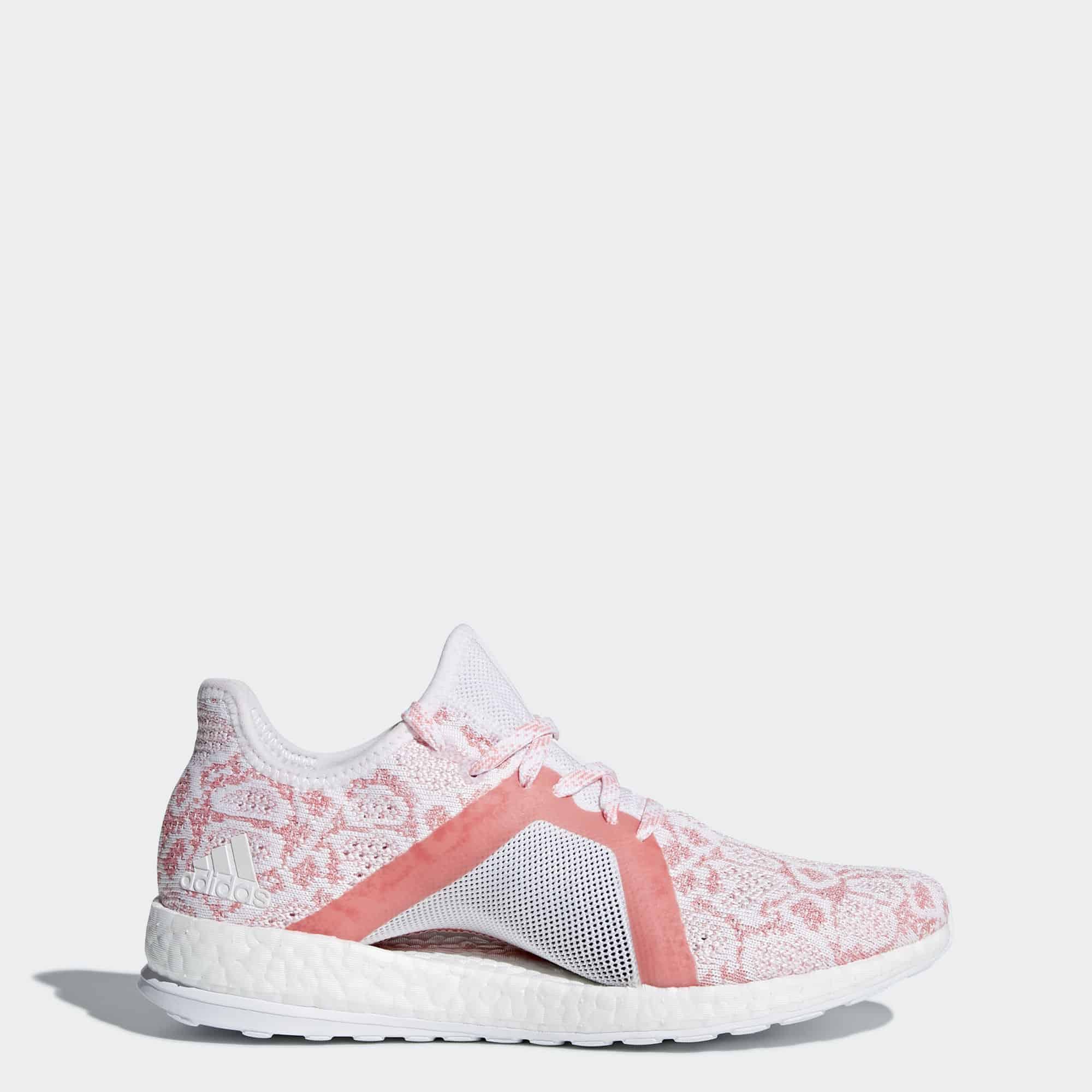 Кроссовки для бега Adidas Pureboost X Element женские