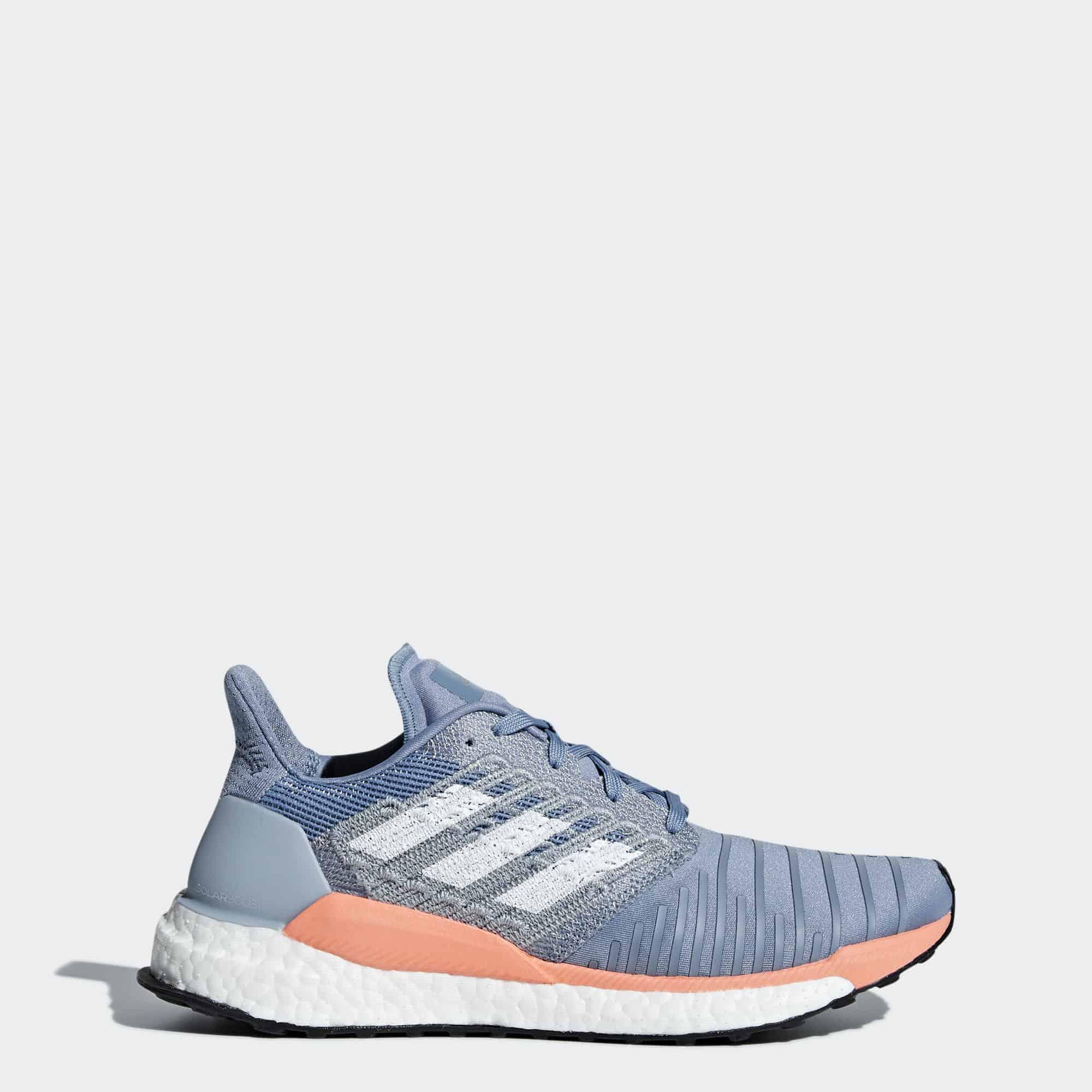 Кроссовки для бега Adidas SolarBoost женские