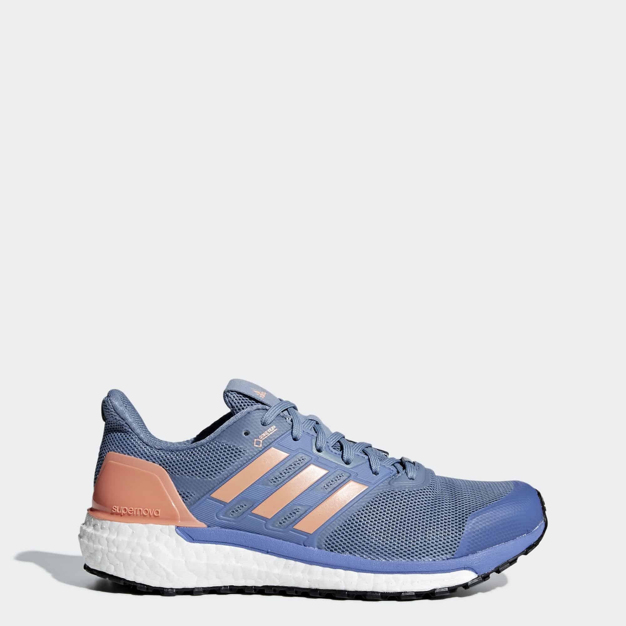 Кроссовки для бега Adidas Supernova Gore-Tex женские