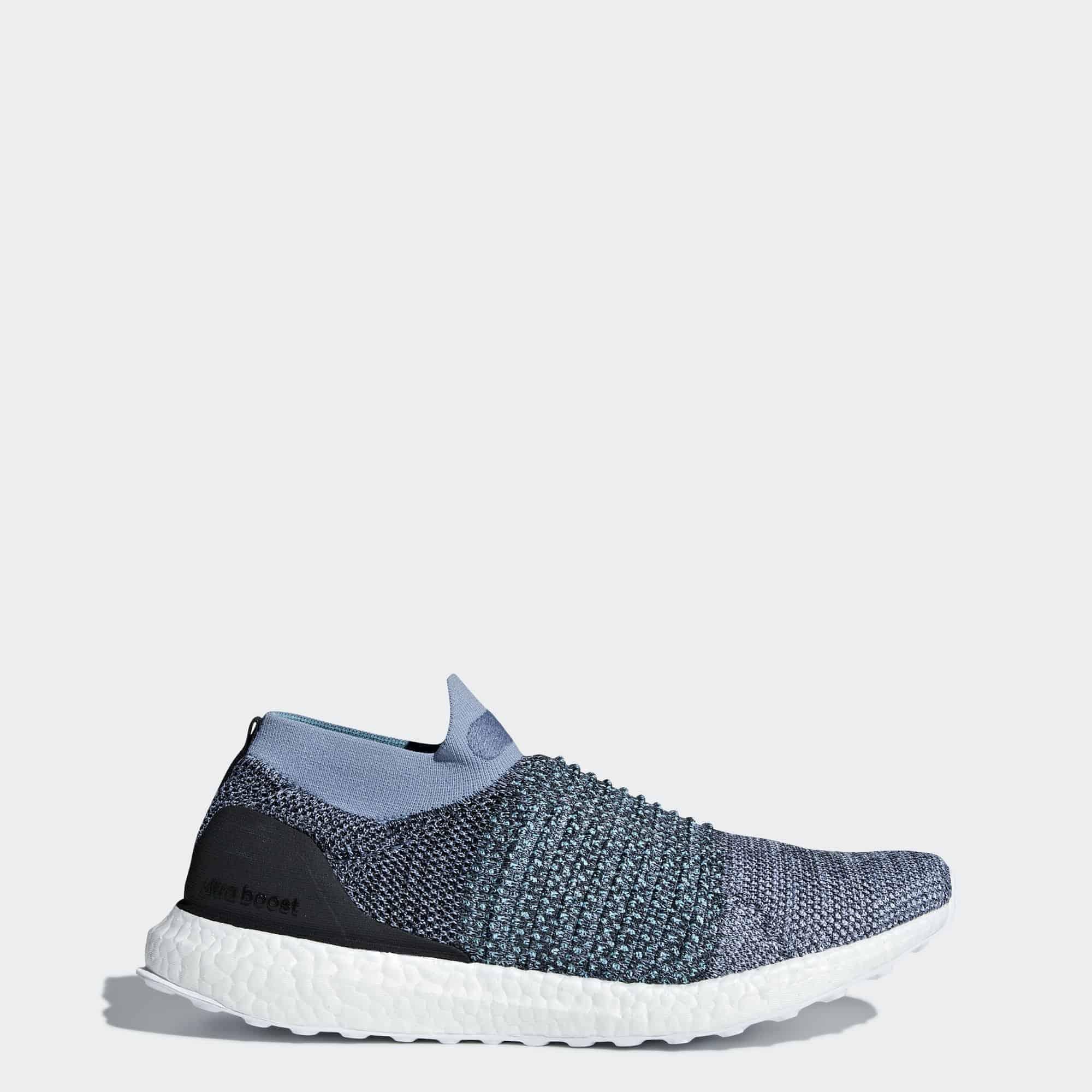 Кроссовки для бега Adidas Ultraboost Laceless Parley мужские