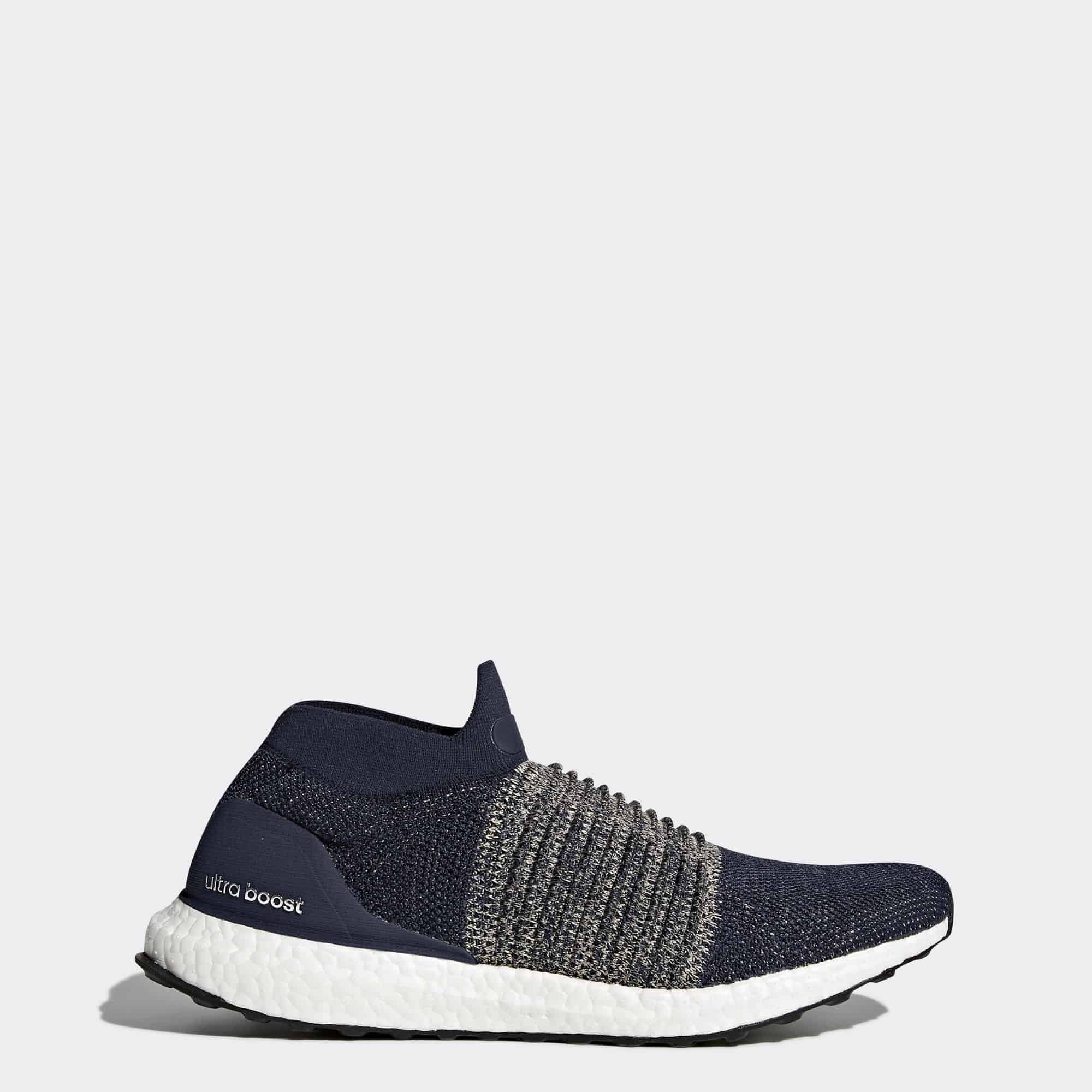 Кроссовки для бега Adidas Ultraboost Laceless мужские