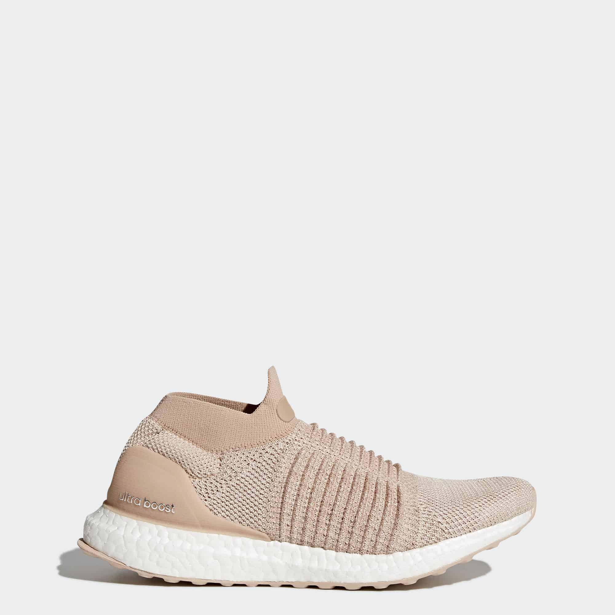 Кроссовки для бега Adidas Ultraboost Laceless женские