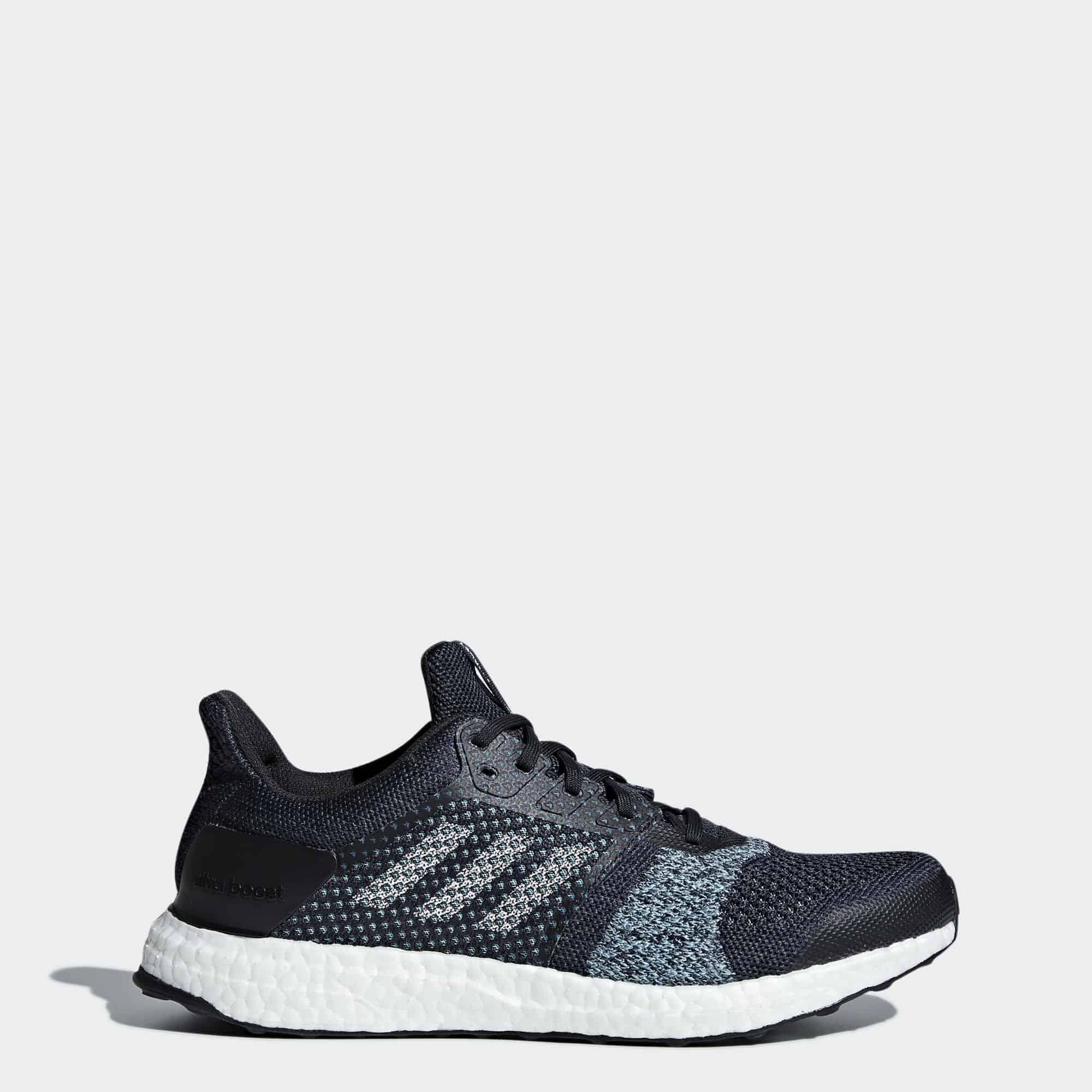 Кроссовки для бега Adidas Ultraboost ST Parley мужские
