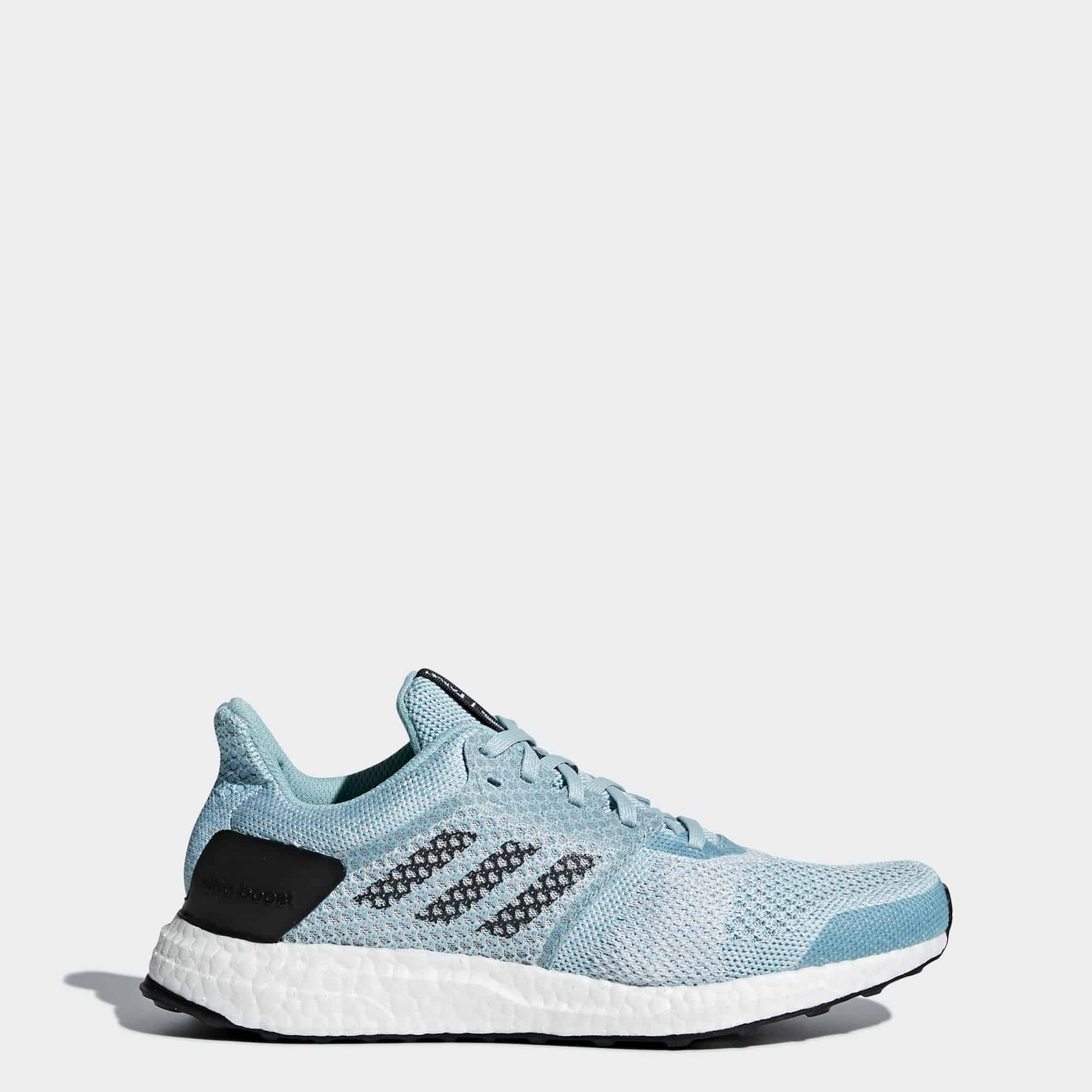 Кроссовки для бега Adidas Ultraboost ST Parley женские