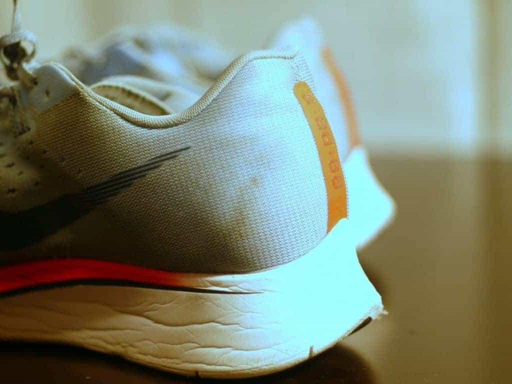 Nike Zoom Fly - Пятка