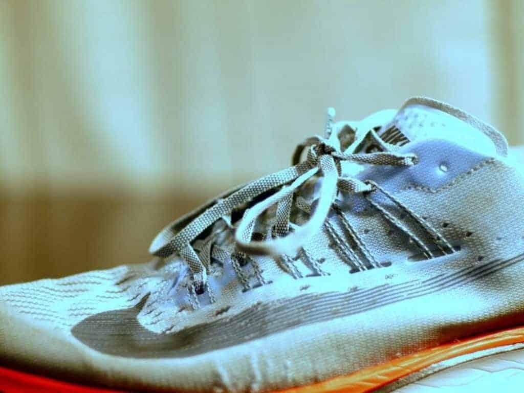 Nike Zoom Fly - Шнуровка