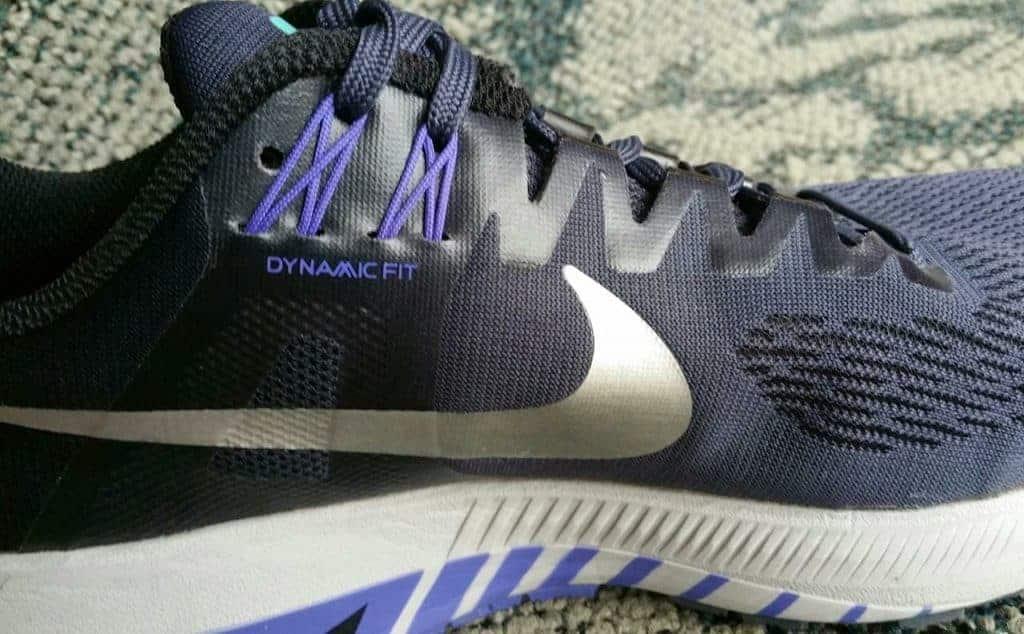 Nike Zoom Structure 21 - вид сбоку