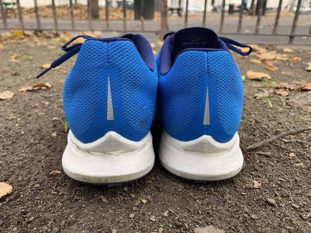 Пятка Nike Zoom Elite 10