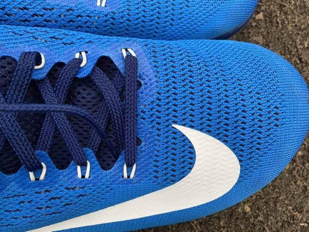 Верхняя часть Nike Zoom Elite 10