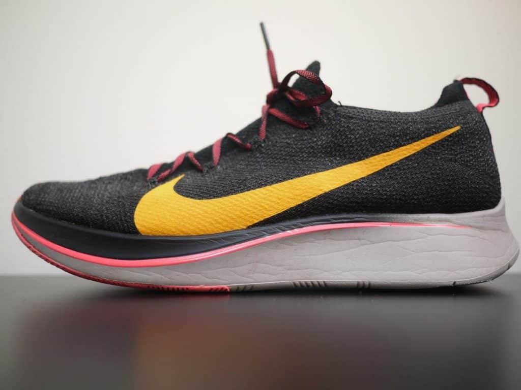Nike Zoom Fly Flyknit - вид сбоку