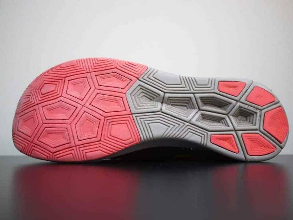 Nike Zoom Fly Flyknit - подошва