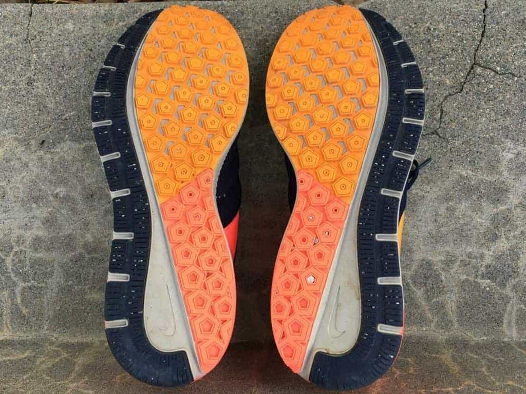 Nike Zoom Structure 22 - подошва