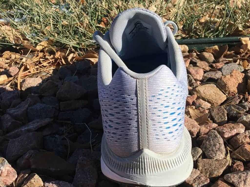 Nike Winflo 5 - пятка