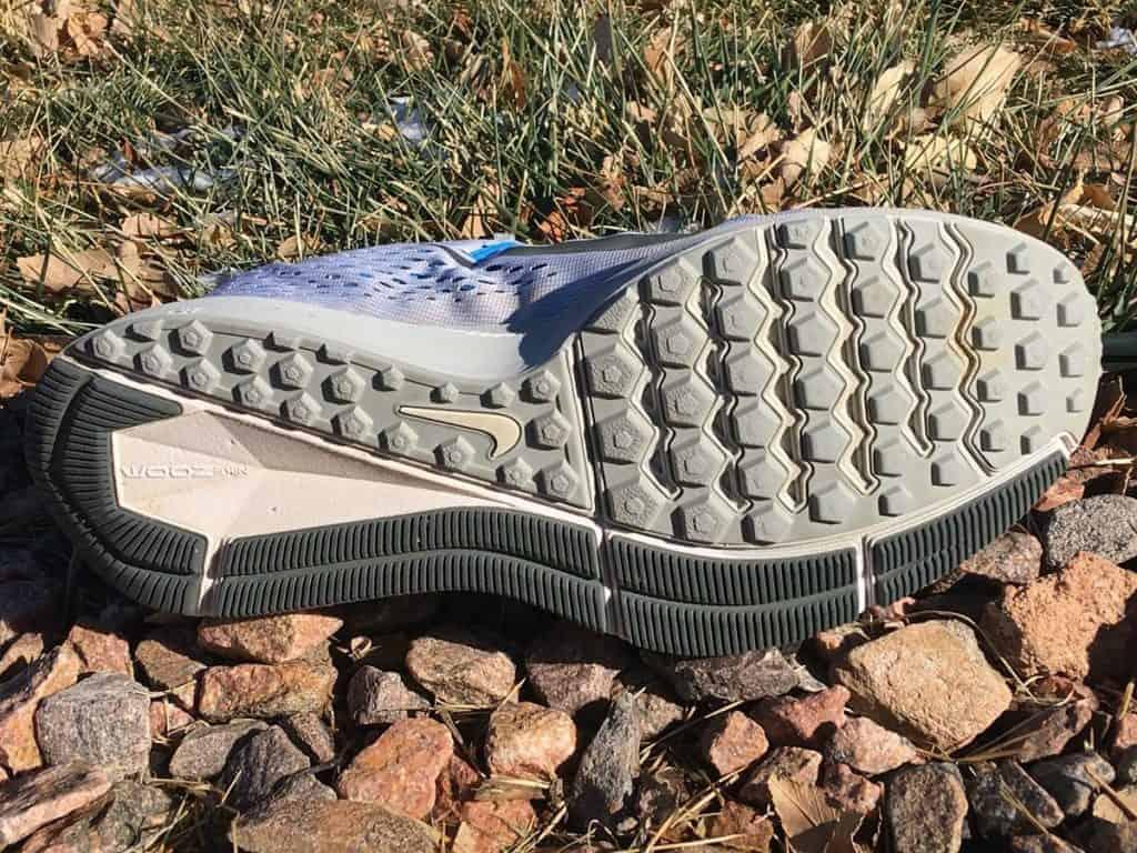 Подошва кроссовок Nike Winflo 5