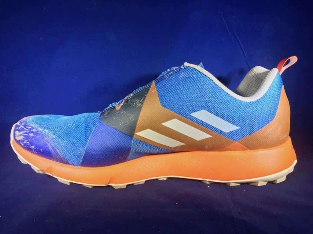 Adidas Terrex Two Boa - Медиальная сторона