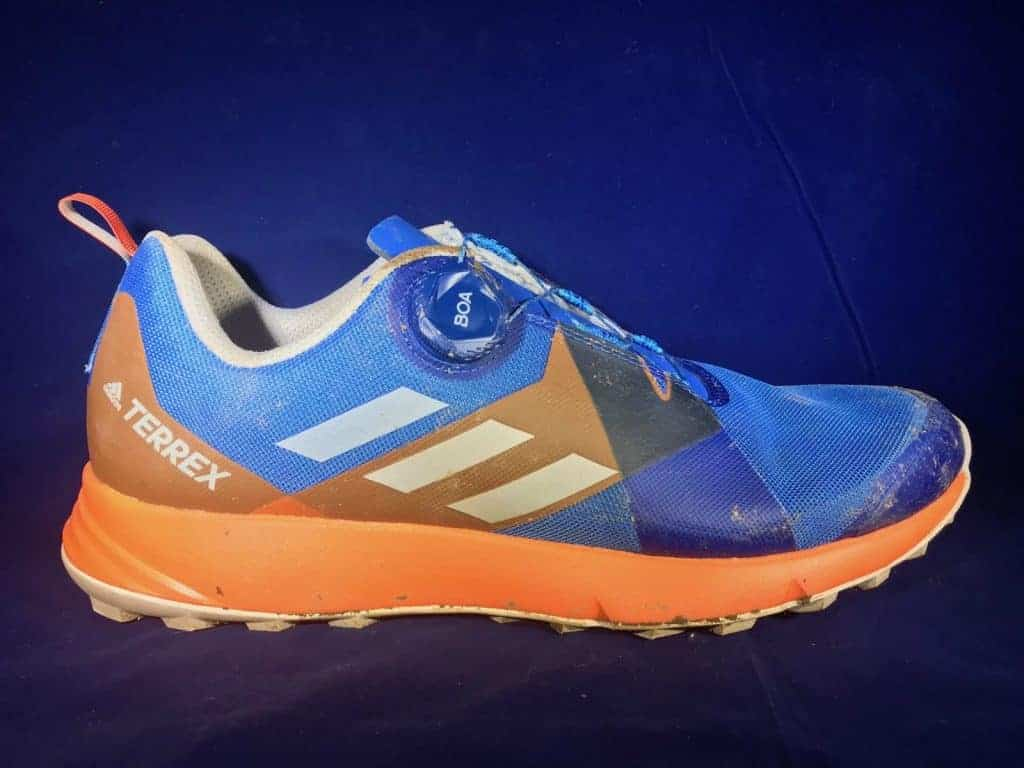 Adidas Terrex Two Boa - Вид сбоку