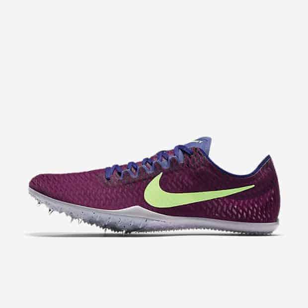 Кроссовки для бега Nike Zoom Mamba 5 унисекс Пурпурный цвет