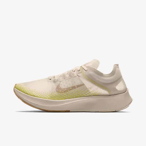 Кроссовки для бега унисекс Nike Zoom Fly SP Fast унисекс Кремовый цвет