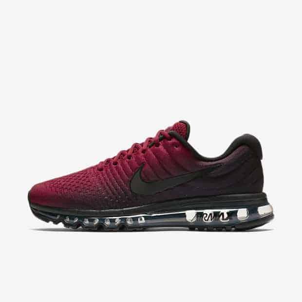 Кроссовки для бега Nike Air Max 2017 мужские Черный цвет