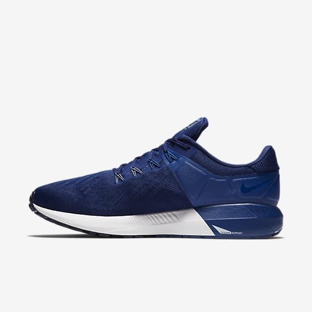 Кроссовки для бега Nike Air Zoom Structure 22 мужские Синий цвет