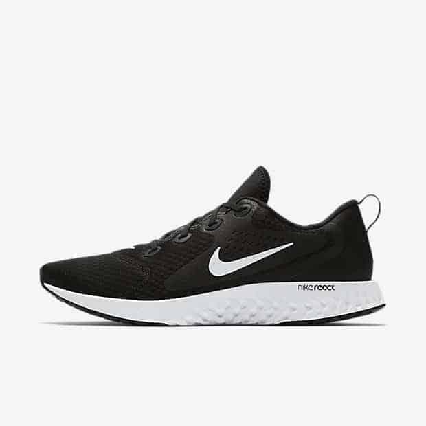Кроссовки для бега Nike Legend React мужские Черный цвет