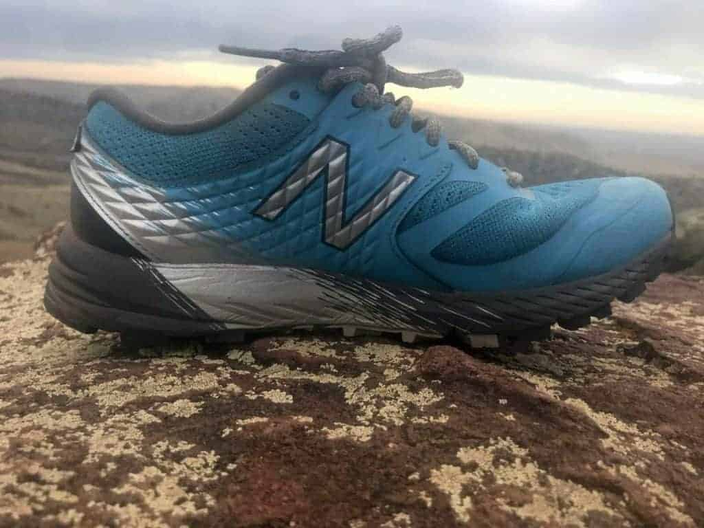 New Balance Summit KOM - Вид сбоку