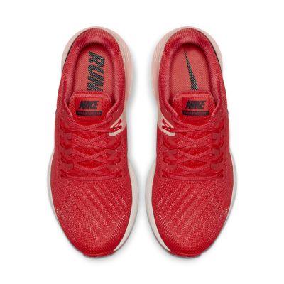Кроссовки для бега Nike Air Zoom Structure 22 женские Красный цвет
