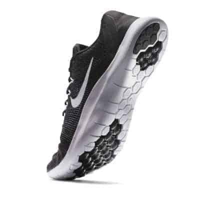 Кроссовки для бега Nike Flex RN 2018 женские Черный цвет