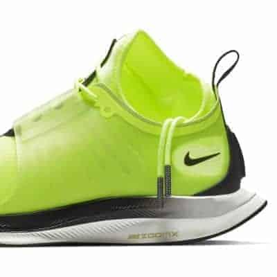 Кроссовки для бега Nike Zoom Pegasus Turbo XX женские Желтый цвет