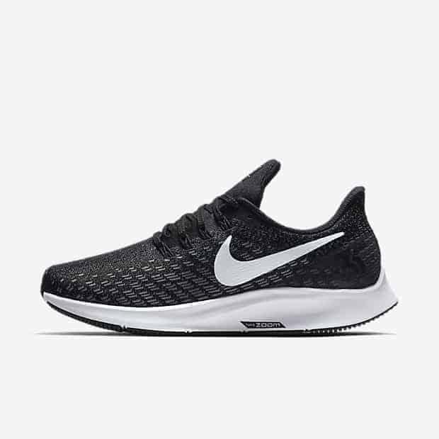 Кроссовки для бега Nike Air Zoom Pegasus 35 женские Черный цвет