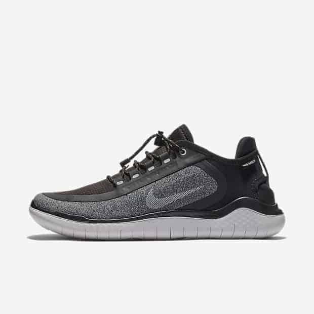 Кроссовки для бега Nike Free RN 2018 Shield Water-Repellent женские Черный цвет